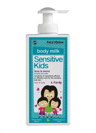 SENSITIVE KIDS BODY MILK