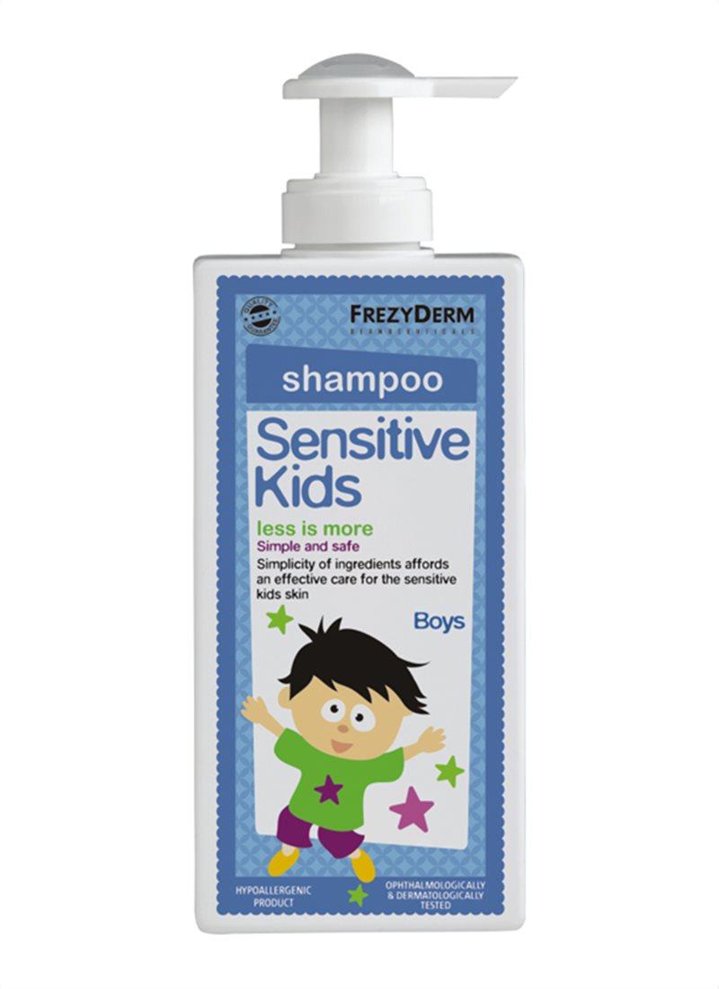 SENSITIVE KIDS SHAMPOO BOY