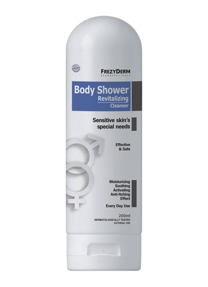 BODY SHOWER  REVITALIZING CLEANSER
