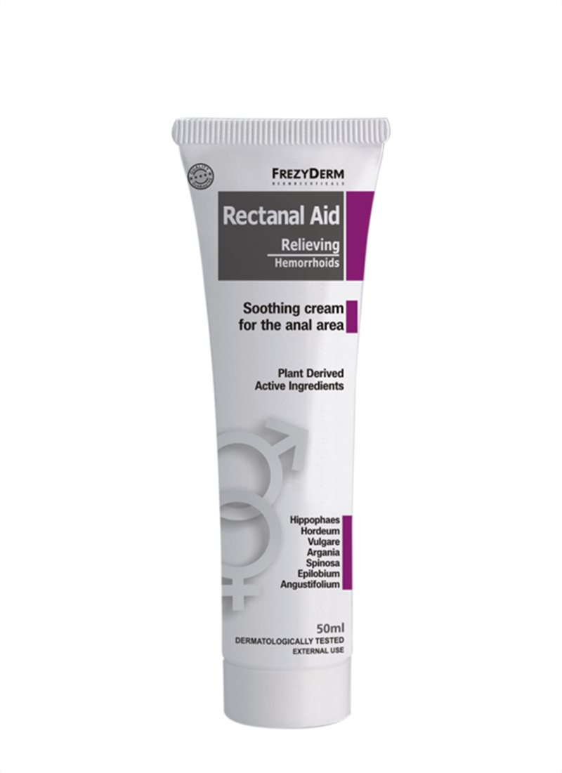 RECTANAL AID CREAM