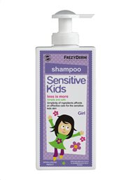 SENSITIVE KIDS SHAMPOO GIRL